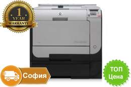 Реновиран цветен лазерен принтер HP Color LaserJet CP2025dn